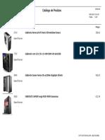 Catalogo de Produtos Informatica-Gabinete