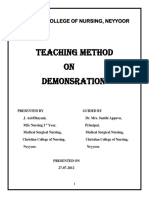 demonstration methods..docx