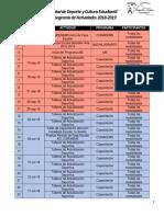 calendario udcesep