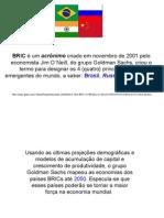 Geografia PPT - Goldman Sachs