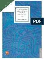 Portada de Eliade Mircea El Chamanismo y Las Tecnicas Arcaicas Del Extasis