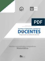Metodología Matemática Completo