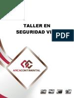 A. Manual Taller de Seguridad Vial EL