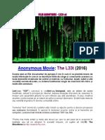 Film Anonymus l33t