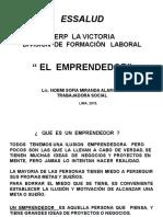 El Emprendedor - 2015