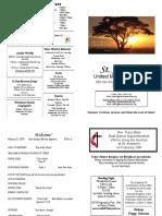 St Andrews Bulletin 021719