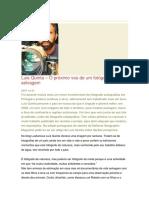 Entrevista Luis Quinta