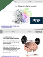 Lado derecho del cerebro