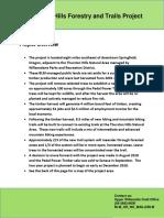 BLM Thurston Hills Fact Sheet