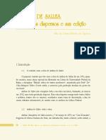 Arthur de Salles Revista Légua e Meia