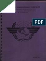 Principios de Derechos y Reglamentación Aeronáutica