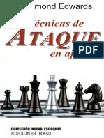 Técnicas de Ataque en Ajedrez - Raymond Edwards-LibrosVirtual