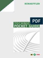 Schaeffler Technical Pocket Guide