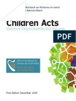 Children Acts Responsiblities and Services 09