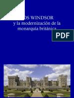 Álbum Los Windsor y La Modernización de La Monarquía