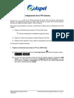 ASPEL Configuracion-TPV-Inbursa