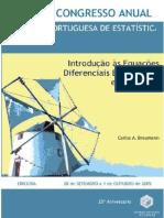 Braumann  SPE   Equações Diferenciais Estocasticas
