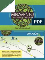 Brochure Miravento