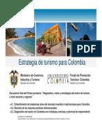 Estrategia de Turismo en Colombia