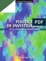 Politica Investigacion