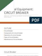 Circuit Breaker Types