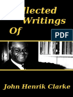 Collected Writings of John Henrik Clarke