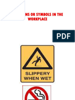 Osh Indicators or Signs