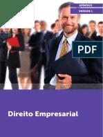 Gabarito Direito Empresarial- Un 1