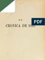 La Crónica de 1810 2
