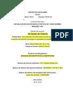 Proyecto Escolar Modelo