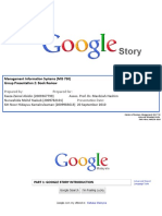 Book Review - The Google Story