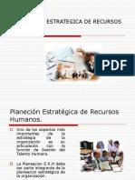 Planeacic3b3n Estrategica de Recursos Humanos .Ppt