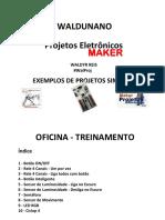 Livro Oficina WALDUNANO