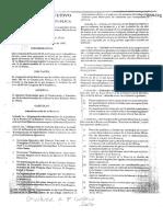 Reglamento Sierra de Las Minas
