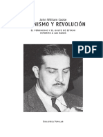 John William Cooke - Peronismo y Revolución