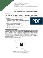 Prac1 DI 2018-19 Introduccion IDE HCI