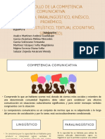 Tema 5 Competencias