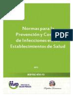 Normas para Prevencion y Control de Infecciones en los Establecimientos de Salud_2013(1).pdf
