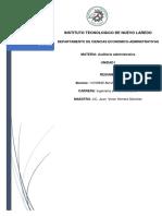Resumen de Auditoria Administrativa