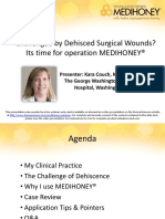 Dehisced Surgical Wounds - Medihoney Power Webinar Episode 9