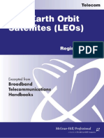 Low Earth Orbit Satellites_Regis J. Bates