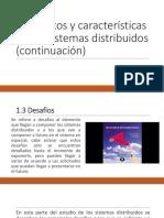 Conceptos y Características de Los Sistemas Distribuidos (Presentacion)2
