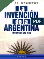 Nicolás Shumwary - La Invención de La Argentina (333)