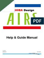 20160316 DesignAirs Help Guide Manual v81