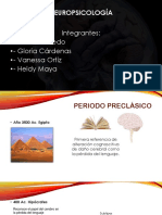 1 Diapositiva de Neuropsicologia