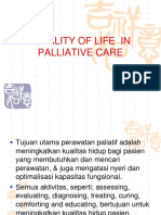 Kualitas Hidup Pasien Paliatif