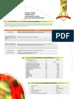 Ficha Nutrience n300