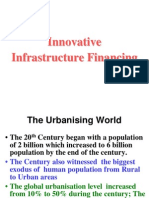 Class 35 - Innovative Infrastructure Finance