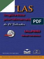 Atlas lingüístico pluridimensional de El Salvador