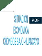 Chongos Bajo